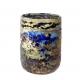 Woodland Handblown Glass Vase by Adam Aaronson