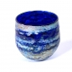 Skyscape, small landscape bowl by Adam Aaronson