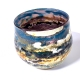 River View Handblown Glass Bowl by Adam Aaronson