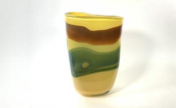 Spring Lightscape Vase by Adam Aaronson