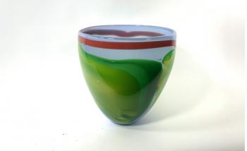 Summer Lightscape Vase by Adam Aaronson