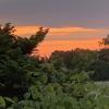 Sunset Lightscape over Sheepleas