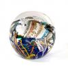 Underwater Seascape Paperweight, Handmade Glass by Adam Aaronson