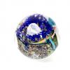 Rockpool treasure Handmade Glass Paperweight by Adam Aaronson