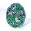 Speckledy Polly Eggs Handmade Glass by Adam Aaronson