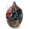 Secret Garden Flat Bottle Handblown glass by Adam Aaronson